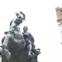 Statua equestri in piazza Cavalli - Rossellaman - Piacenza (PC)