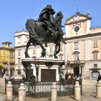 'Un cavallo del Mochi' - Carlo grifone - Piacenza (PC)