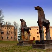 Il Parco del castello di San Pietro in Cerro - Ghizzoni Claudio - San Pietro in Cerro (PC)