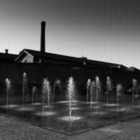 Piacenza - Fontana di Piazzale Libertà - Matteo Bettini - Piacenza (PC)