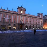 Panoramica piazza Cavalli - Albertobru - Piacenza (PC)