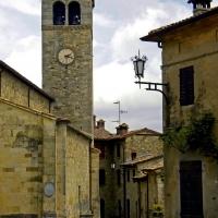 Vigoleno oltre la piazza - Annalisa.Caretto - Vernasca (PC)