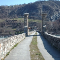 La via di fuga - Angelica Zarafa - Bobbio (PC)