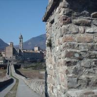 Il percorso per il castello - Angelica Zarafa - Bobbio (PC)