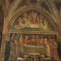 Affreschi in S. Maria Assunta - Rosapicci - Castell'Arquato (PC)