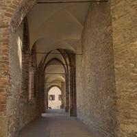 Portico del Paradiso, scorcio - Enrico Robetto - Castell'Arquato (PC)
