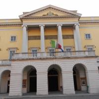 Teatro municipale di fronte - Michele aldi - Piacenza (PC)