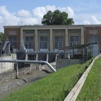 immagine da Impianto idrovoro Finarda