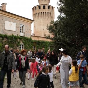 Castello di Rivalta - Pasqua anno 2011 foto di: Giulia Pilotta - Fondazione Zanardi Landi