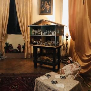 Castello di Gropparello - La Camera dei Giochi infantili foto di: |Maria Rita Trecci| - Archivio fotografico del castello