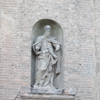 Ex chiesa del Carmine particolare sul frontale - Seraphsephirot - Piacenza (PC)