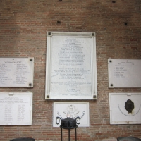 Lapidi ai caduti di tutte le guerre - Seraphsephirot - Piacenza (PC)