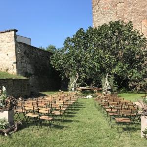 Castello e Rocca di Agazzano - Matrimonio giardino foto di: |Corrado Gonzaga| - Castello di Agazzano