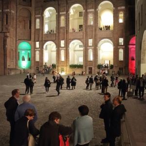 Rocca Viscontea (o Cittadella, resti) - Notte dei Musei foto di: |Carlo Pagani| - Archivio fotografico del Comune di Piacenza