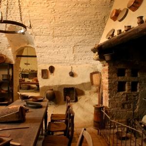 Rocca d'Olgisio - Rocca d'Olgisio - Interni foto di: Rocca d'Olgisio - Castelli del Ducato