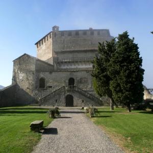 Rocca d'Olgisio - Rocca d'Olgisio foto di: |Rocca d'Olgisio| - Castelli del Ducato