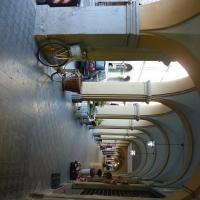 Dettaglio dei portici su Via Roma - Busseto - IL MORUZ - Busseto (PR)