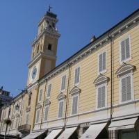 Il Palazzo del Governatore (facciata laterale) - Palladino Neil - Parma (PR)