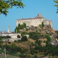 L'imponente Fortezza di Bardi - Ombasini - Bardi (PR)