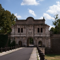 Cittadella (Parma) - Ingresso Principale - Diego Matarangolo - Parma (PR)
