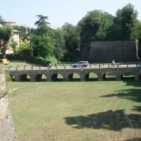 Pontile ingresso cittadella di Parma - Marcogiulio - Parma (PR)