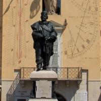 Palazzo del Governatore clock Parma - Adriana verolla - Parma (PR)