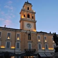 Palazzo del governatore in notturna - Lataty74 - Parma (PR)