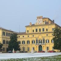 Palazzo ducale e parco - Paperkat - Parma (PR)