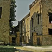 Rocca di San Secondo Parmense - Ingresso - Caba2011 - San Secondo Parmense (PR)