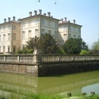 Villa Pallavicino 2005 angolo - Marco Musmeci - Busseto (PR)