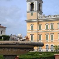 La fontana e la Reggia - Roberta Renucci - Colorno (PR)