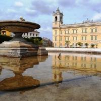 La fontana della Reggia di Colorno 01 - Roberta Renucci - Colorno (PR)