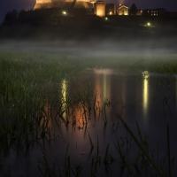 Castello di Torrechiara di notte - MIBAC - Lara zanarini - Langhirano (PR)