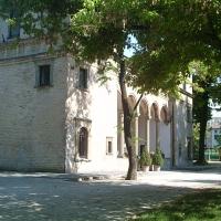 Palazzetto Eucherio Sanvitale scorcio - Marco Musmeci - Parma (PR)