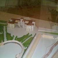 Palazzo Ducale dall'alto plastico - Marco Musmeci - Parma (PR)
