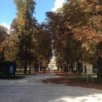 Ingresso parco ducale - Virginiasicuri - Parma (PR)