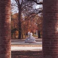 ID 034027624 ParcoDucale il gruppo di Sileno ed Egle dal Tempietto d'Arcadia - Manuparma - Parma (PR)