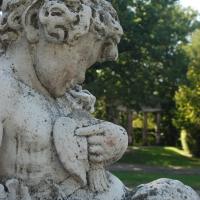 ID 034027624 ParcoDucale particolare del Gruppo Sileno ed Egle - Manuparma - Parma (PR)