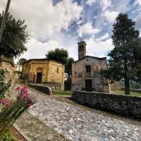Battistero di Serravalle, Varano de' Melegari, Parma 8 - Carloferrari - Varano de' Melegari (PR)