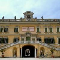 Facciata posteriore della Reggia diColorno - Chiaraprandi.re - Colorno (PR)