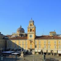 Palazzo del Governatore Piazza Garibaldi - Alessandra Pradelli - Parma (PR)