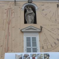 Palazzo del Governatore a Parma (dettaglio) - Cristina Guaetta - Parma (PR)
