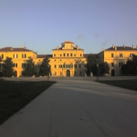 Facciata palazzo ducale all'alba - Manuel.frassinetti - Parma (PR)