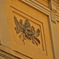 Fregio reale facciata del teatro - Caba2011 - Parma (PR)