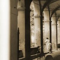 -Chiostro copia - Anna Camorali - San Secondo Parmense (PR)