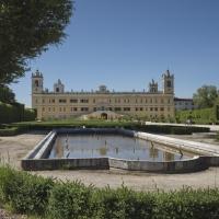 Reggia di Colorno, vista lato Giardini - Enrico Robetto - Colorno (PR)