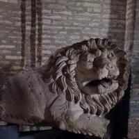 Sculture Esterne Palazzo Pilotta - Waltre manni - Parma (PR)