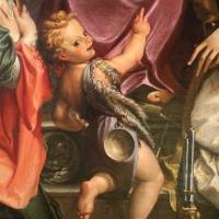 Agostino carracci, madonna col bambino e santi, 1586, da galleria nazionale di parma 02 - Sailko - Parma (PR)