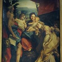 Antonio Allegri detto Correggio Madonna di San Gerolamo - Waltre Manni - Parma (PR)
