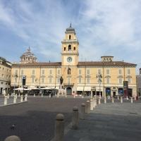 Palazzo del Governatore - Facciata - Sergio Spolti - Parma (PR)